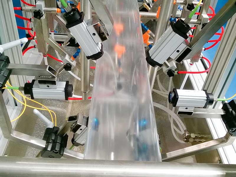 sistemi di misurazione per l'industria della plastica