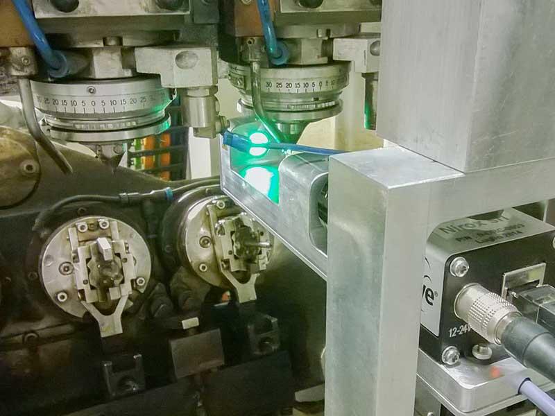 Controllo dimensionale su macchine utensili