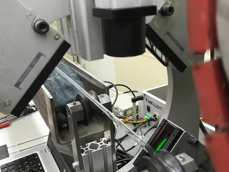 sistemi di misurazione per l'industria del vetro