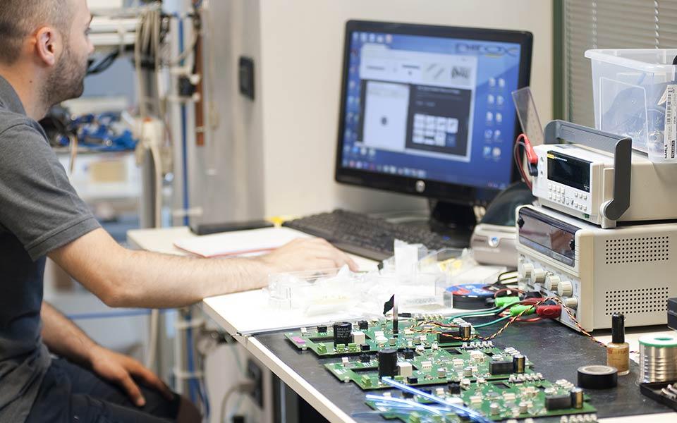 sistemi optoelettronici per la misurazione