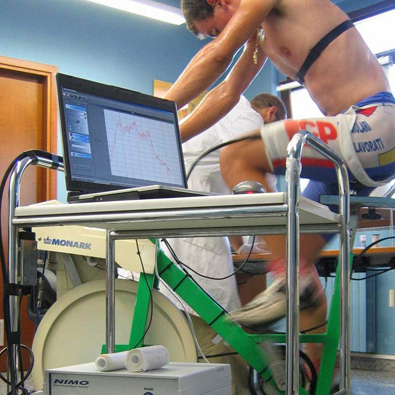 muscular and cerebral oxygenation measurements