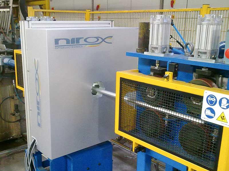 sistemi di misurazione per l'industria del metallo