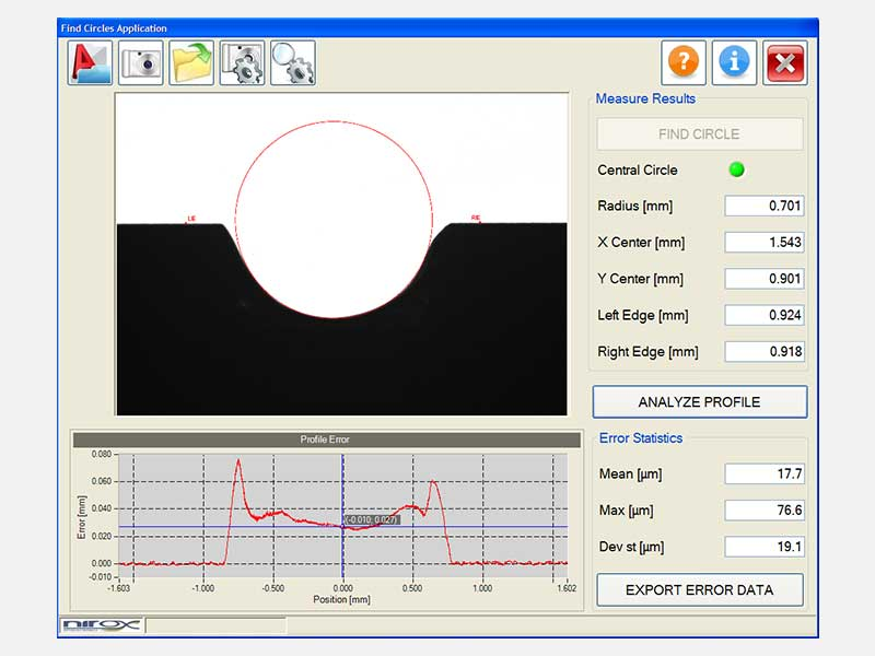 Dimensional control of CNC manufactured parts